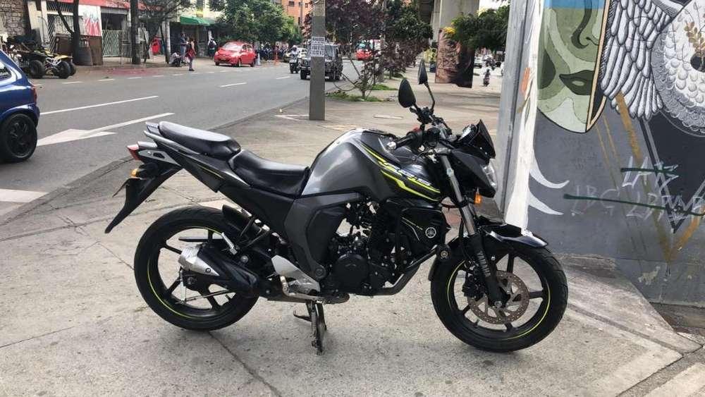 Yamaha Fz 150 2.0 Modelo 2018 Soat Tecno