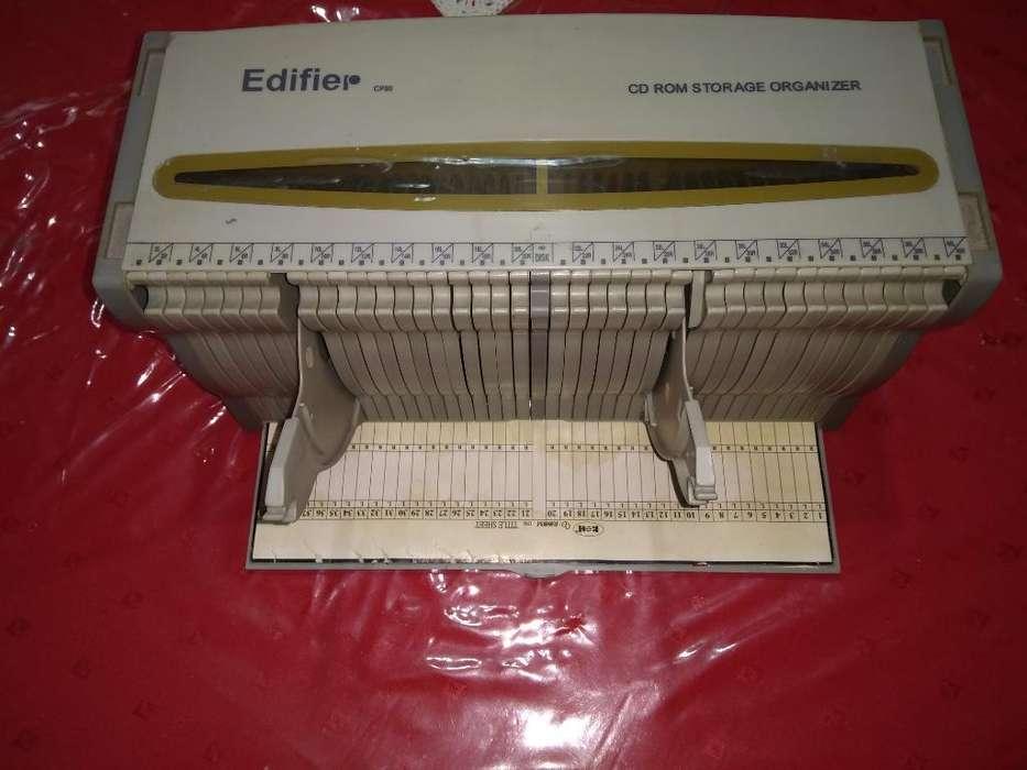 Organizador 40 Cd Edifier