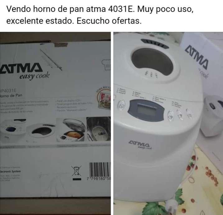 Horno Atma