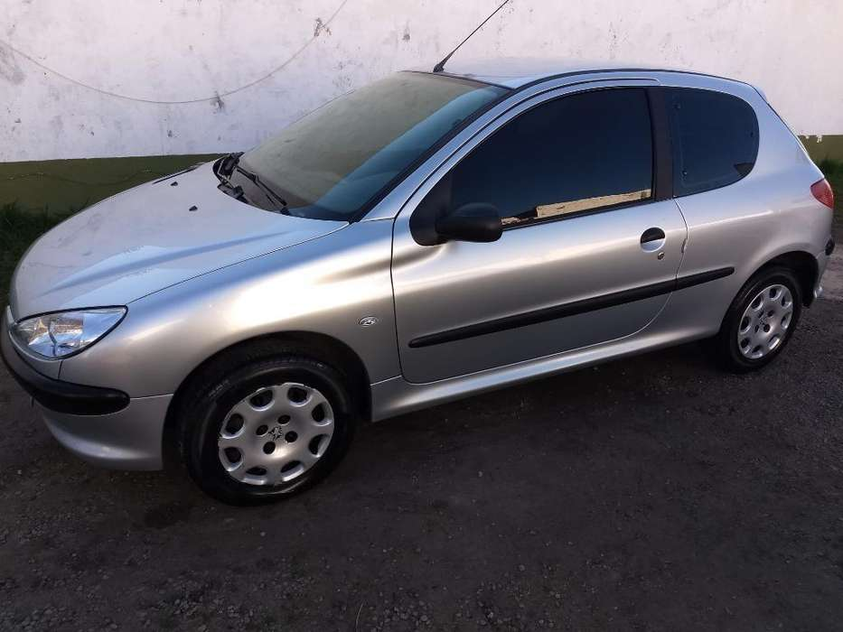 Peugeot 206 2007 - 101000 km