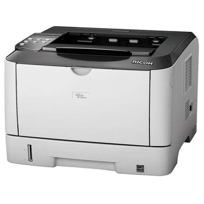 Impresora ricoH 3510