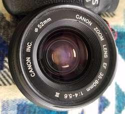 VENDIDA!! CANON EOS 7D Camara Digital Estuche 3 Lentes Sd Card FULL FRAME