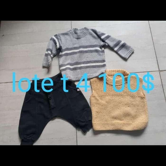 <strong>ropa</strong> Niños T 4