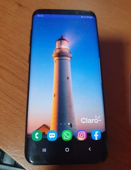 Samsung S8 Plus Negro