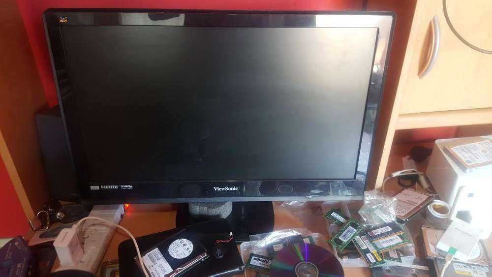 <strong>monitor</strong> Led Viewsonic 22 1080p Hd