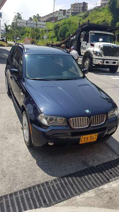 <strong>bmw</strong> X3 2007 - 73000 km
