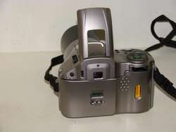 Camara Fotografica Olympus IS 20 Quarzdate 35mm Zoom Auto Usada en perfecto estado