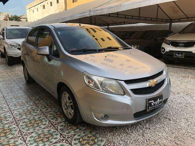 Chevrolet Sail 2014 - 98000 km