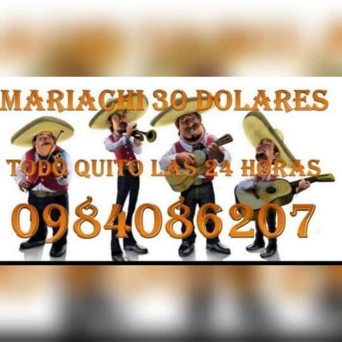 Mariachis en Quito desde 30 0984086207