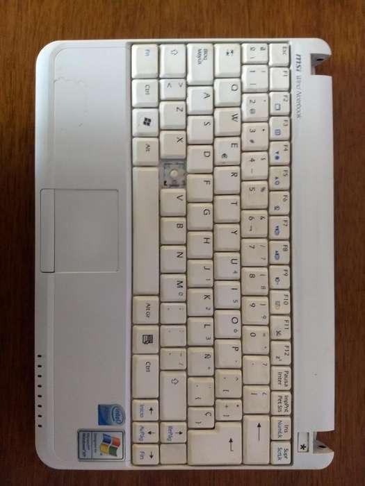 Repuestos Notebook Msi Wind U100 Blanca