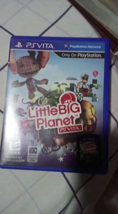 Littlebig Planet Ps Vita