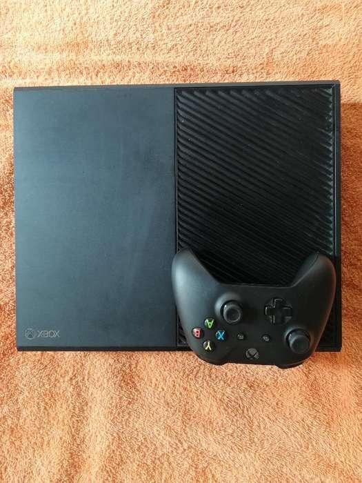 Xbox One 1tera con Juegos Digitales