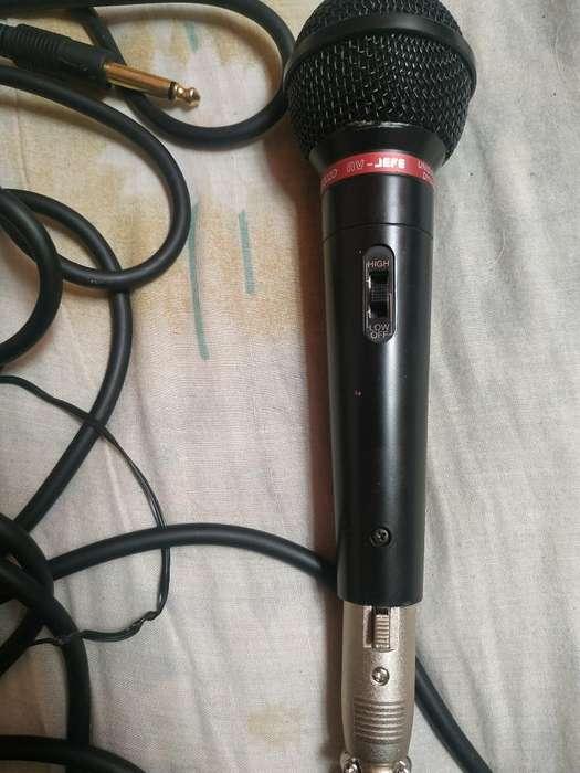 Micrófono Avjefe