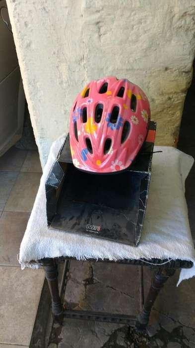 Casco para Bicicleta Niña