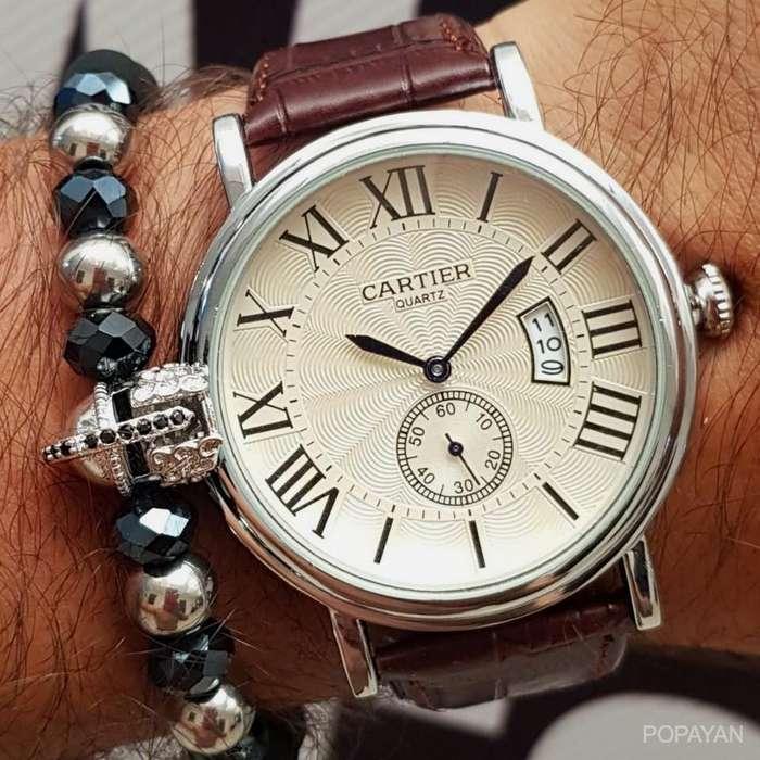 v) Cartier 70 hombres