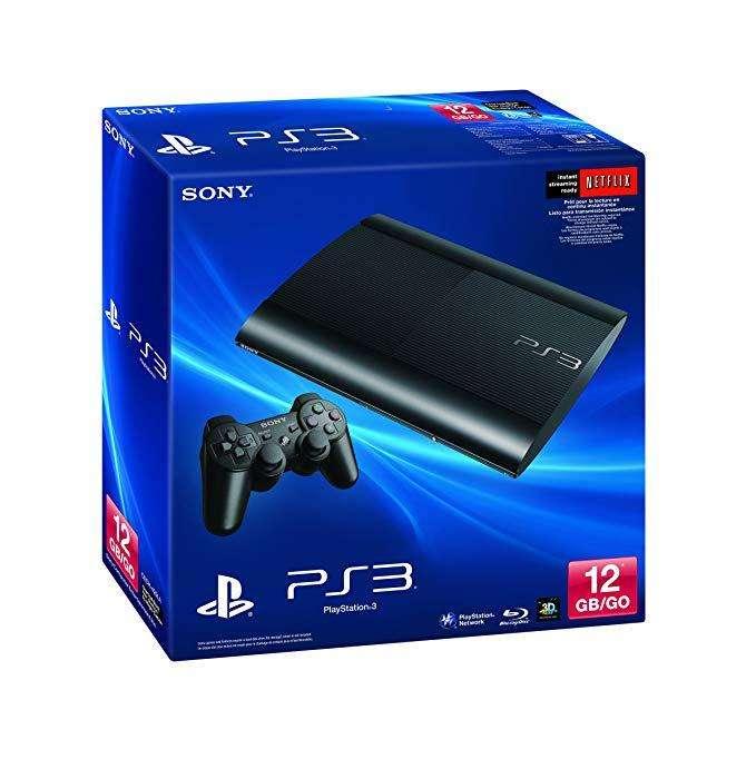 PLAYSTATION PS3 SLIM 500GB CON 70 JUEGOS HASTA 12 PAGOS!!!! DIGIOFERTAS CORDOBA