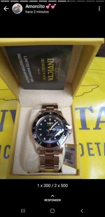 Reloj Invicta 100% Originales