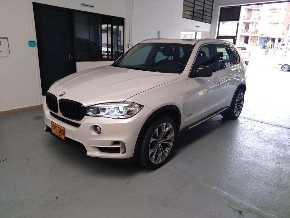 BMW X5 2016 - 40200 km