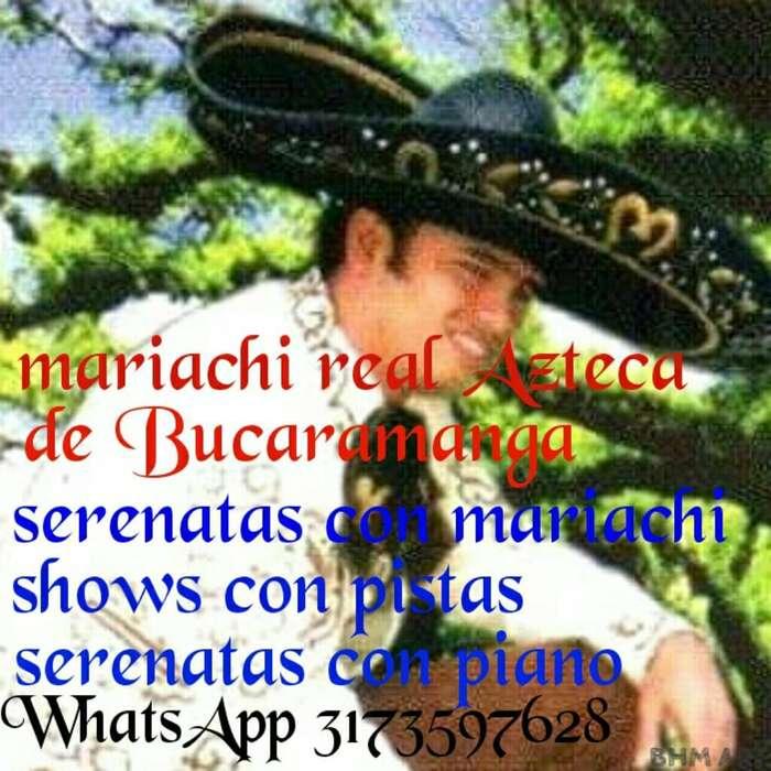 Mariachis Piano Pistas 3173597628