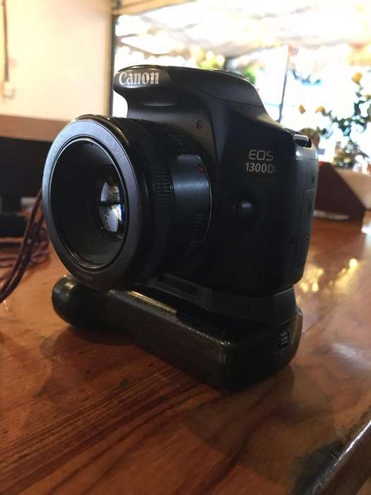 Camara Canon Eo5 1300D