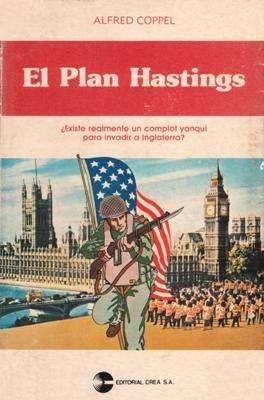 Libro: El Plan Hastings, de Alfred Coppel [novela de espionaje]