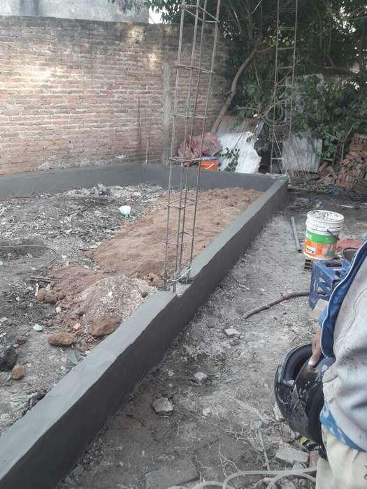 Trbjo D Albañileria,plomeria,piletas.!!