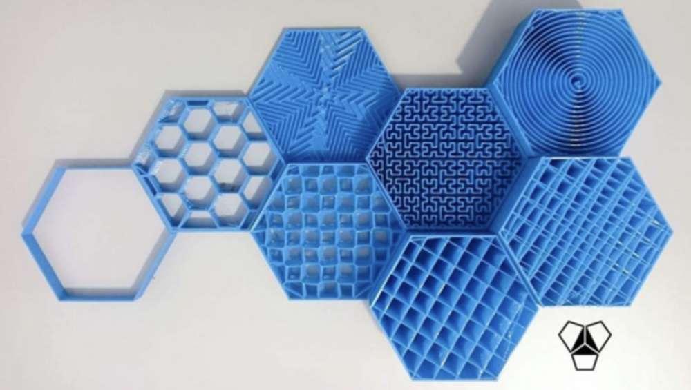 Diferentes calidades en Impresión 3D