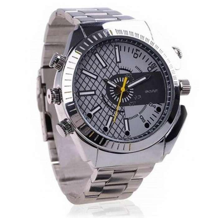 CL40 Camara Reloj Pulso Espia 1080p Full Hd V. Noct 32gb