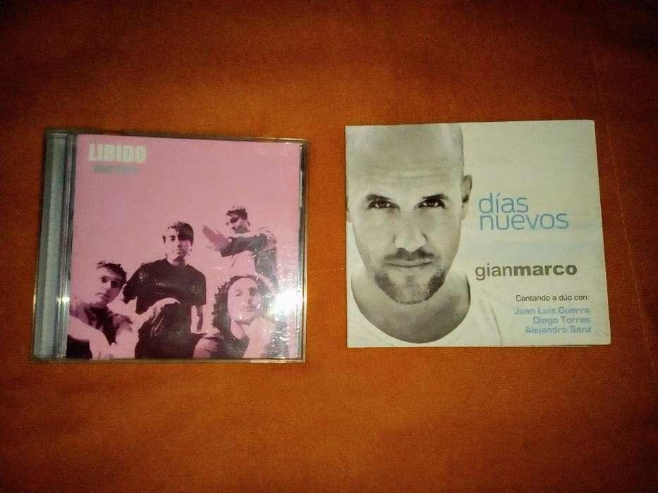 Gianmarco Libido Cd Originales