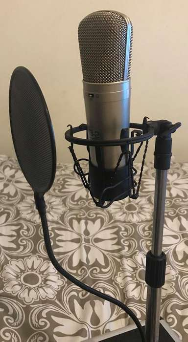 Microfono Behringer B2 Pro