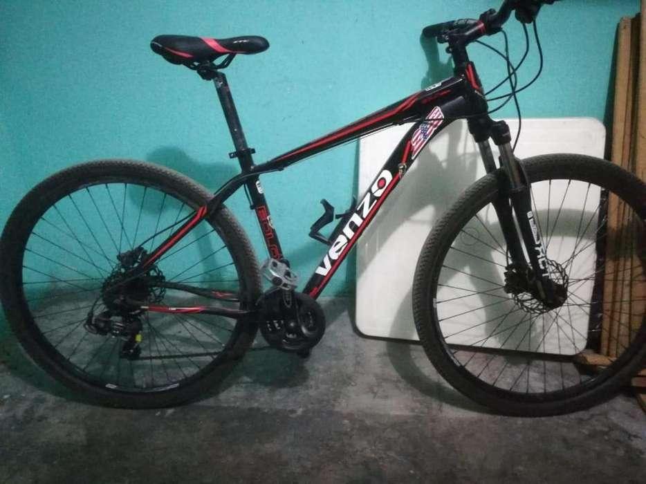 Vendo Bicicleta Venzon
