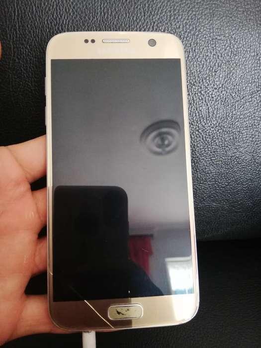 Samsung S7 Dorado