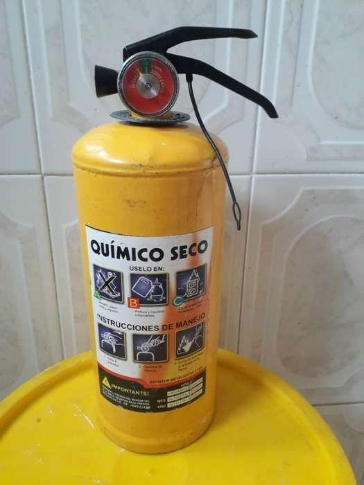 Extintor Multipropósito 5 Libras