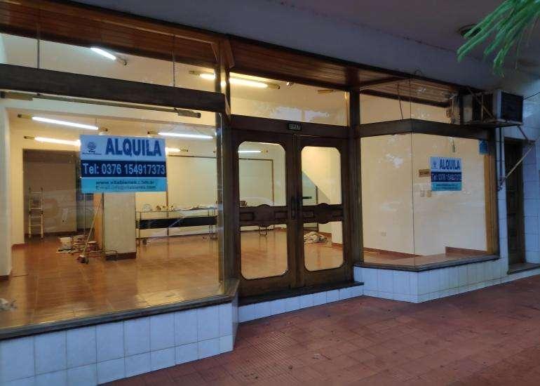 Local Comercial en Alquiler , Zona Mitre y Colón