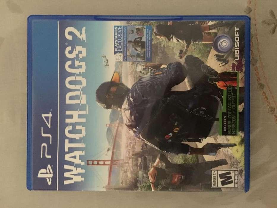 Watchdogs 2 para PlayStation 4
