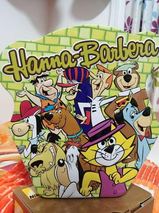 Caja de Colección Hanna Barbera