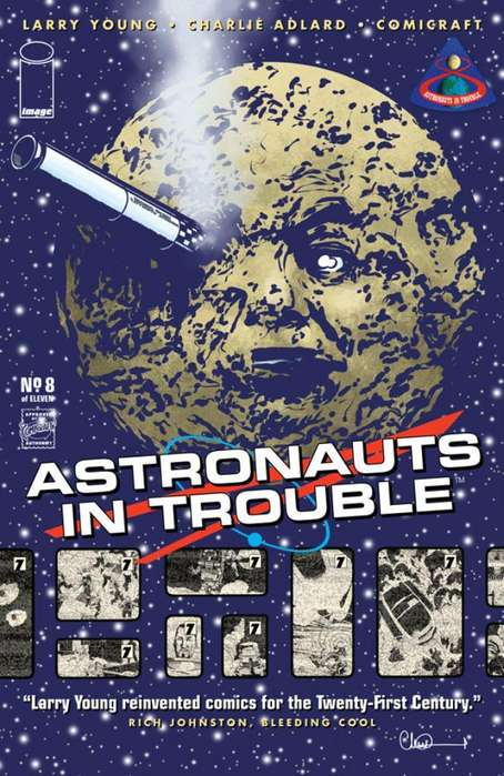 Astronauts In Trouble Comic