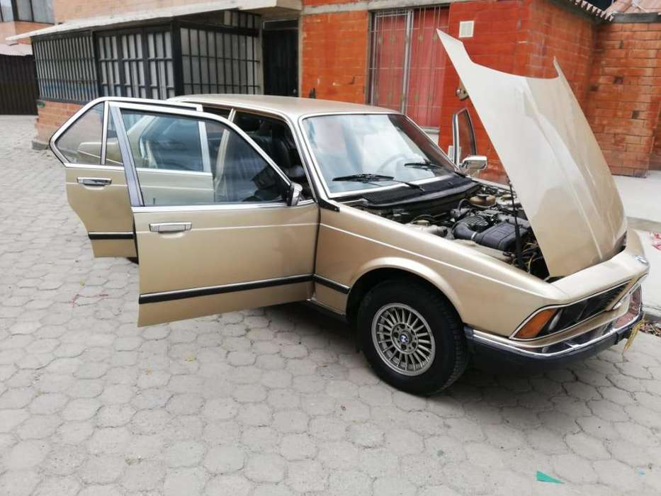 <strong>bmw</strong> Serie 7 1980 - 230000 km