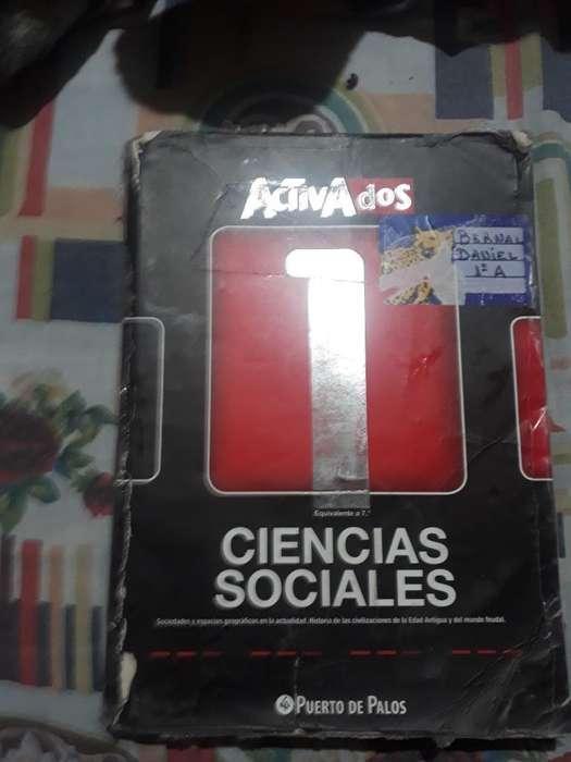 Vendo Librociencias Sociales 1 Activados