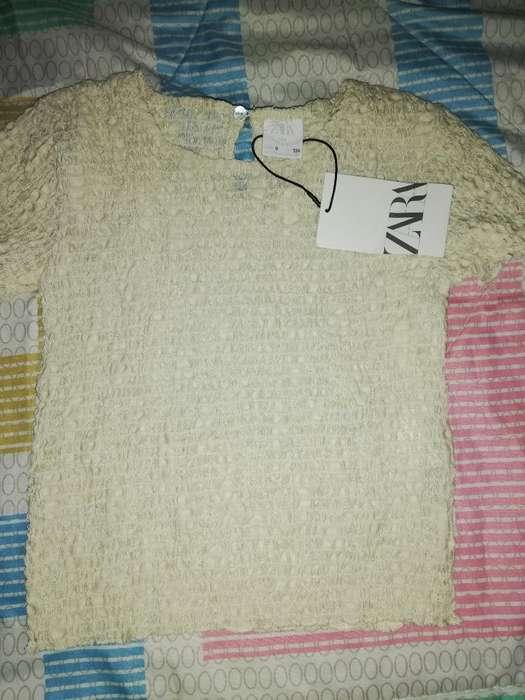 Linda Camisa para Niña Talla 10