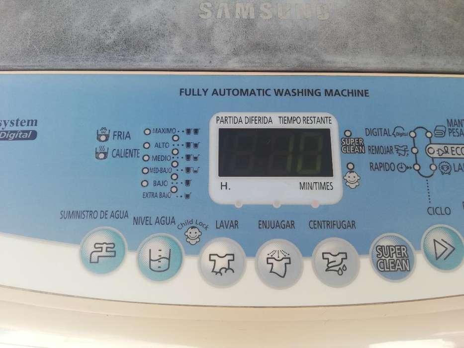 Lavadora Marca Samsung Capacidad 31 Lbs