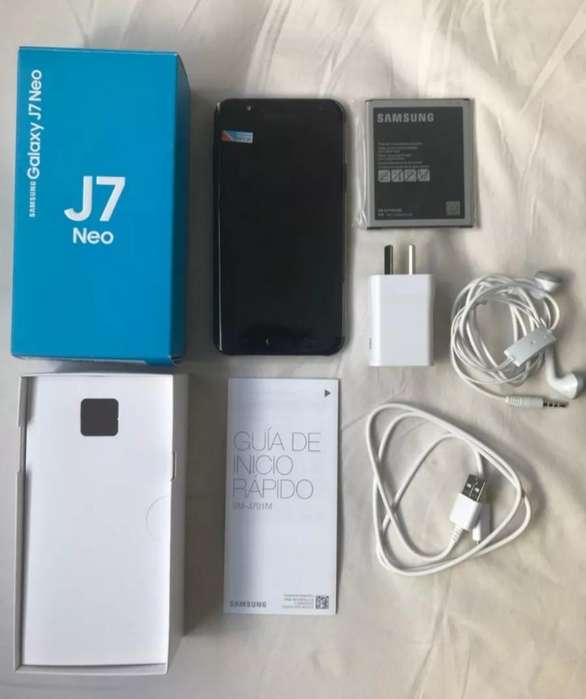 Samsung Galaxy J7 Neo 16 Gb 1,5 Ram New