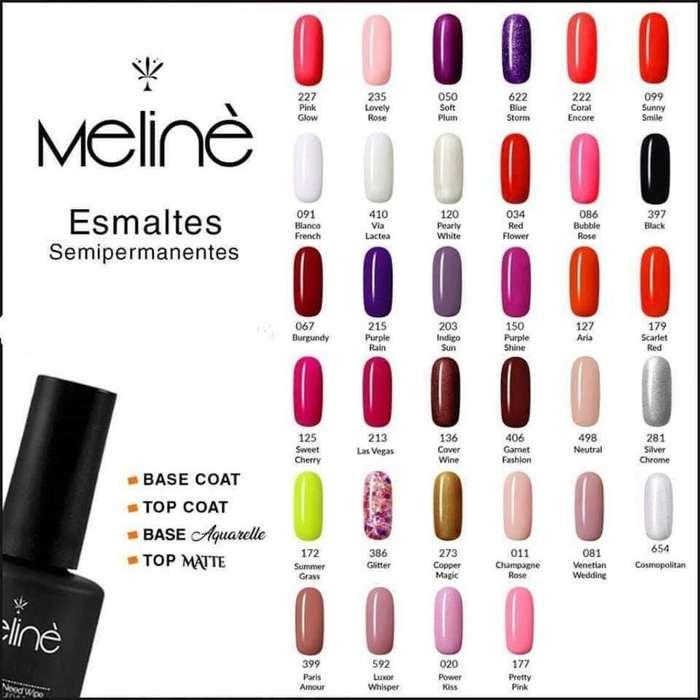 Esmalte Meline
