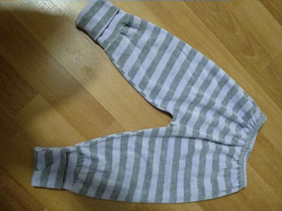 Pantalón de Plush de 6 a 12 Meses
