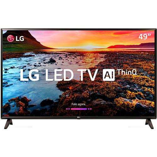 SMART TV LG 49 FULL HD BLUETOOTH PARA SONIDO