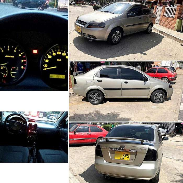 Chevrolet Aveo 2010 - 71000 km