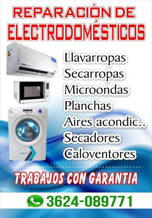 Tecnico de Electrodomesticos