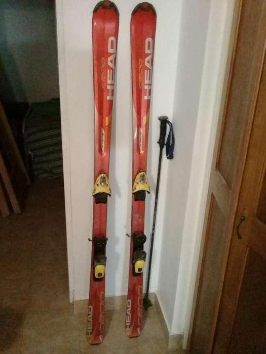 Tablas de Ski Head C200