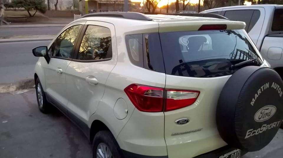 Ford Ecosport 2015 - 49000 km