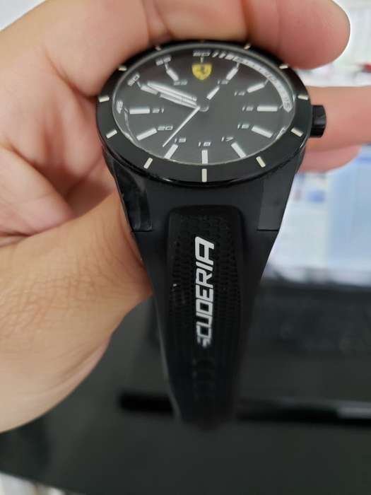 Reloj Ferrari - Arreglo Pulso